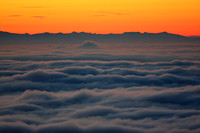 Above a Sea of Cloud